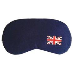 Маска для сна UVOO с охлаждающим гелем, синий