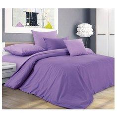Постельное белье 1.5-спальное Текс-Дизайн Ежевичный смузи, перкаль