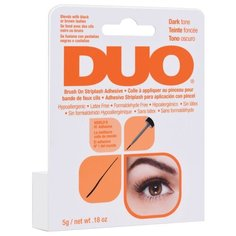 Duo Клей для накладных ресниц Brush On Dark Adhesive 5 г dark