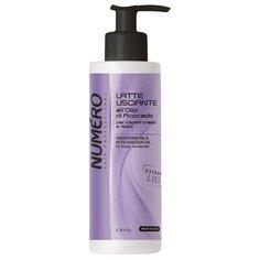 Brelil Professional Numero Молочко для волос разглаживающее с маслом авокадо, 200 мл