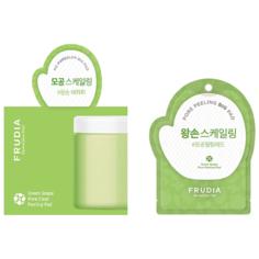 Frudia пилинг-диски Pore Peeling Big Pad для лица отшелушивающие с зеленым виноградом 3 мл 50 шт.