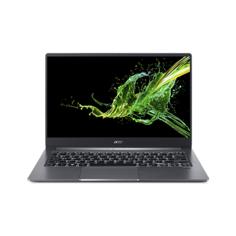 "Ноутбук Acer Swift 3 (SF314-57G-5664) (Intel Core i3 1035G1 1000 MHz/14""/1920x1080/8GB/512GB SSD/DVD нет/NVIDIA GeForce MX250/Wi-Fi/Bluetooth/Windows 10 Home) NX.HJEER.004 серый"