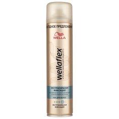 Wella Лак для волос Wellaflex Экстрасильная фиксация, экстрасильная фиксация, 400 мл
