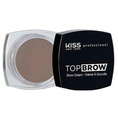 Kiss New York Professional Помада для бровей Top Brow 02, taupe