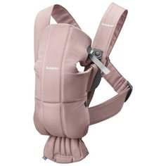 Рюкзак-переноска Baby Bjorn Mini Dusty Pink