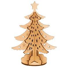 Сборная модель Чудо-Дерево Новогодняя елка (80021)