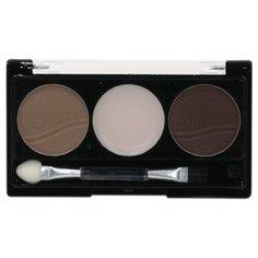 Rimalan Набор для коррекции бровей Eye Brow Styling Set 01 brunette