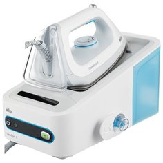 Парогенератор Braun IS 5022WH CareStyle 5 белый/серый/голубой