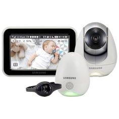 Видеоняня Samsung SEW-3057WP белый/серый/черный