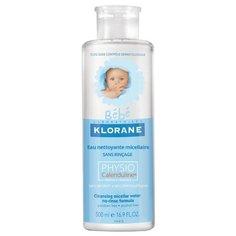 Klorane Очищающая мицеллярная вода 500 мл