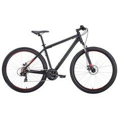 """Горный (MTB) велосипед FORWARD Apache 27.5 2.0 Disc (2019) черный матовый 15"""" (требует финальной сборки)"""
