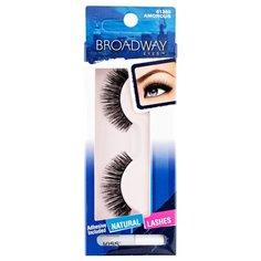 Kiss накладные ресницы Broadway Eyes Влюбляй в себя черный