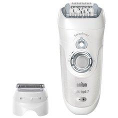 Эпилятор Braun 7-880 Silk-epil 7 белый/серый
