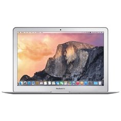 "Ноутбук Apple MacBook Air 13 Mid 2017 (Intel Core i5 1800 MHz/13.3""/1440x900/8Gb/128Gb SSD/DVD нет/Intel HD Graphics 6000/Wi-Fi/Bluetooth/MacOS X) MQD32RU/A серебристый"