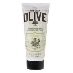 Молочко для тела KORRES Pure Greek Olive Body milk Olive Blossom, 200 мл