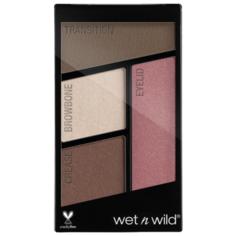 Wet n Wild Палетка теней для век Color Icon Eyeshadow Quad sweet as candy