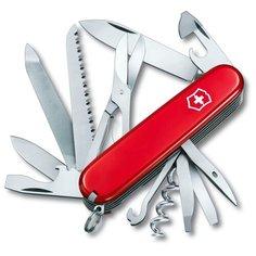Нож многофункциональный VICTORINOX Ranger (21 функций) красный