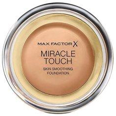 Max Factor Тональный крем Miracle Touch, 11.5 г, оттенок: 80 Bronze