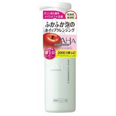 AHA Жидкое мыло для лица пенящееся с фруктовыми кислотами, 150 мл