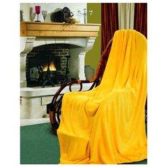 Покрывало Guten Morgen Дыня, 180 х 200 см желтый