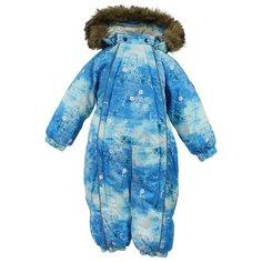Комбинезон Huppa Reggie 1 36020130-713 размер 68, 71346 sky blue pattern