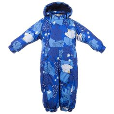 Комбинезон Huppa Keira 1 31920120-833 размер 74, 83335 blue pattern