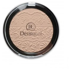 Dermacol Компактная пудра Compact powder with lace relief 04