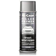Аэрозольный грунт-праймер Hi-Gear HG5732 серый 0.4 л