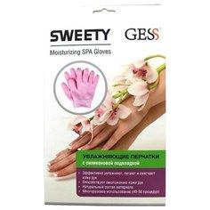 Увлажняющие гелевые перчатки Gess Sweety 150 г