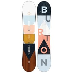 Сноуборд BURTON Yeasayer Flat Top (19-20) multicolor 144