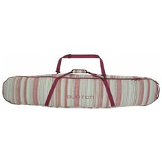 Сумка для сноуборда BURTON Gig Board Bag Aqua Gray Revel Stripe Print 156 см 18 см 161 см 34 см