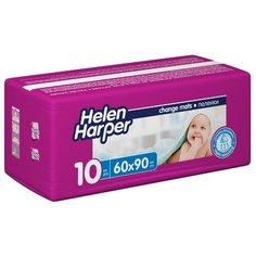 Одноразовые пеленки Helen Harper Baby 60x90 10 шт.