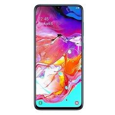 Смартфон Samsung Galaxy A70 синий (SM-A705FZBMSER)