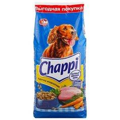 Сухой корм для собак Chappi курица 15 кг
