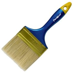 Кисть РемоКолор 01-8-640, 102 мм, синий/желтый