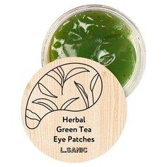 LSanic Гидрогелевые патчи с экстрактом зеленого чая (60 шт.) L'Sanic