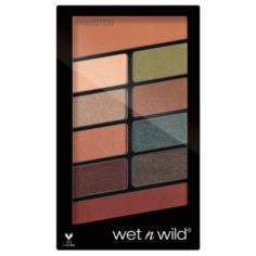 Wet n Wild Палетка теней для век Color Icon 10 Pan Palette comfort zone