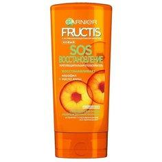 GARNIER бальзам-ополаскиватель Fructis SOS Восстановление Укрепляющий для секущихся и очень поврежденных волос, 387 мл