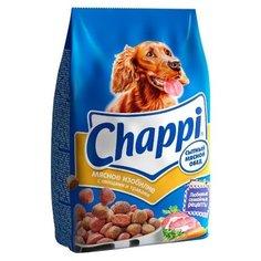 Сухой корм для собак Chappi Мясное изобилие 600г