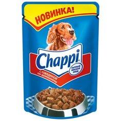 Влажный корм для собак Chappi говядина 24шт. х 100г