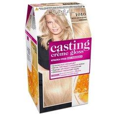 LOreal Paris Casting Creme Gloss стойкая краска-уход для волос, 1010, Светло-светло-русый