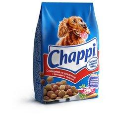 Сухой корм для собак Chappi говядина 600г