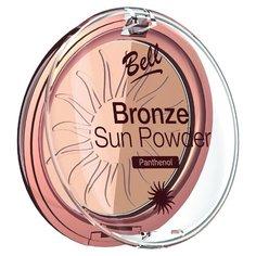 Bell Пудра бронзирующая с пантенолом Bronze Sun Powder Panthenol тон 22