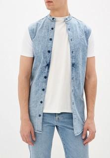 Рубашка джинсовая Sarman