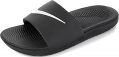 Шлепанцы детские Nike Kawa Slide, размер 31