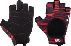 Перчатки для фитнеса женские Nike, размер 8.5