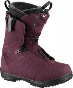 Сноубордические ботинки женские Salomon Pearl, размер 37