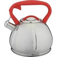 Чайник 3л Kelli KL-4319 красный