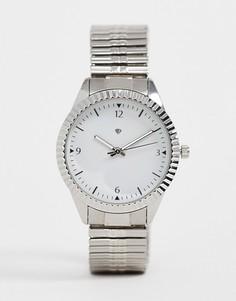 Женские серебристые часы-браслет Spirit-Серебряный