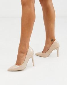 Лакированные туфли-лодочки Lipsy-Розовый